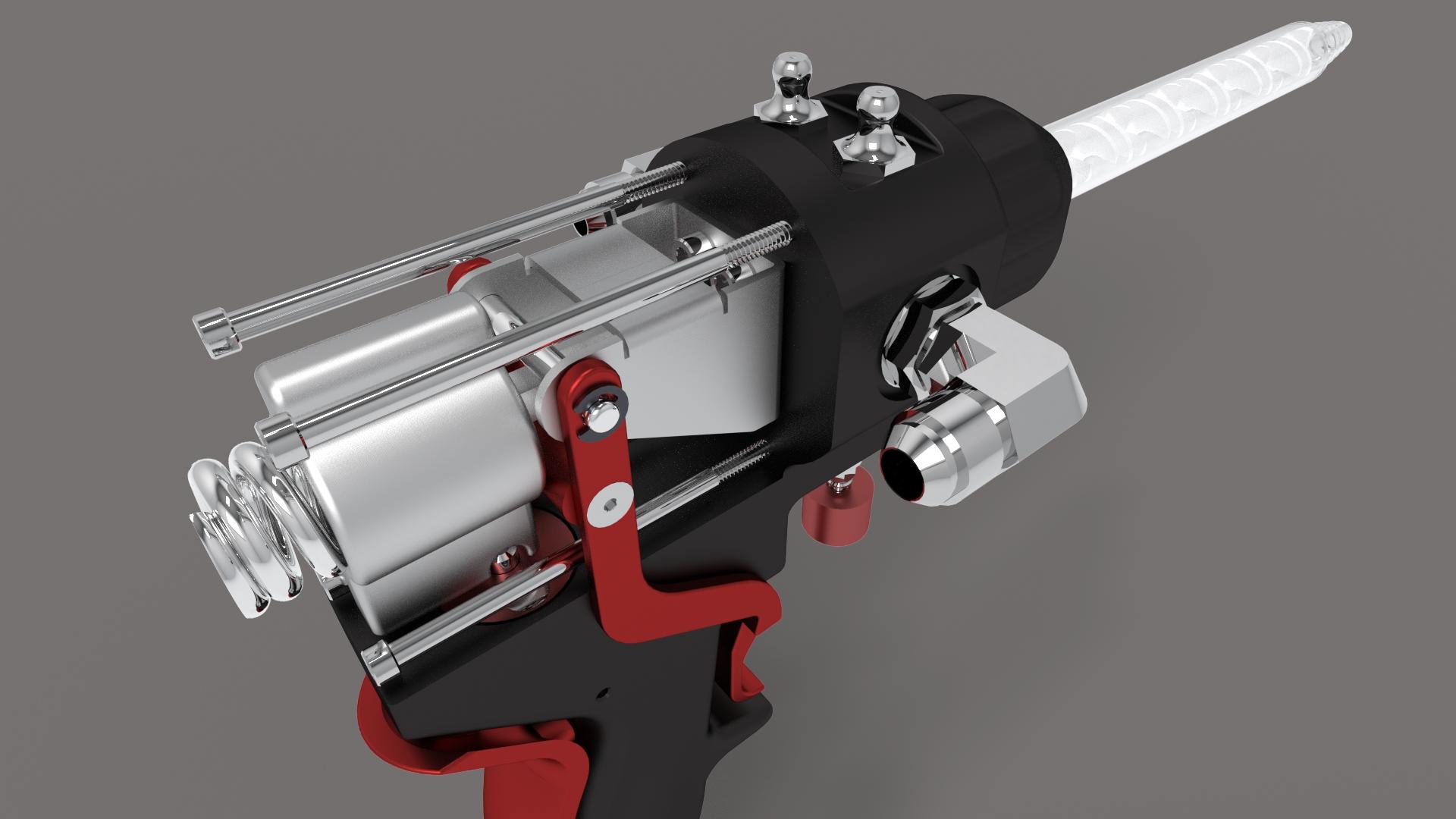 Foam Insulation Spay Gun